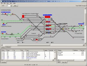 screenshot of train director 3 game